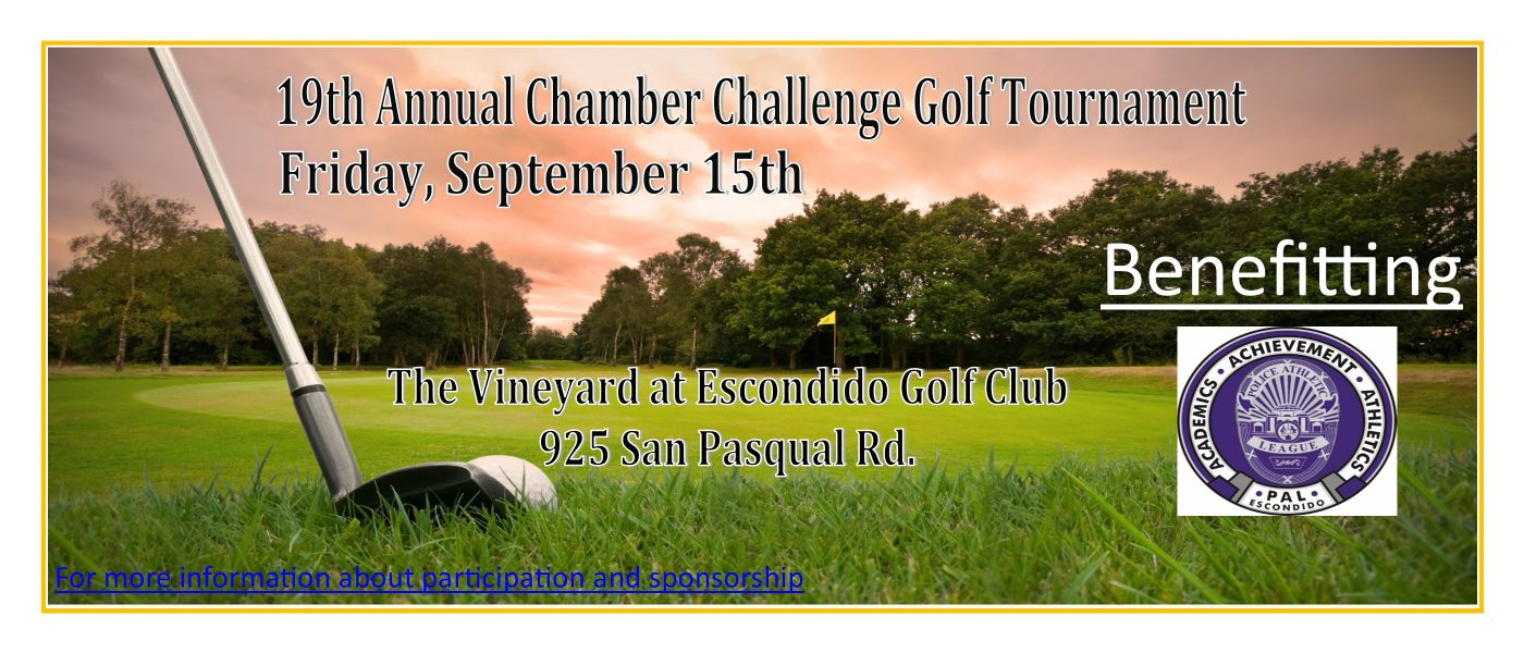 19th Annual Chamber Challenge Golf Tournament